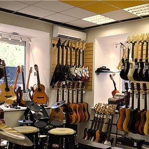 Музыкальные магазины Иваново
