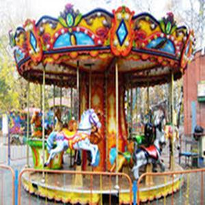 Парки культуры и отдыха Иваново