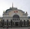 Железнодорожные вокзалы в Иваново