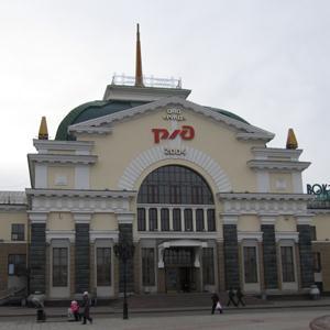 Железнодорожные вокзалы Иваново